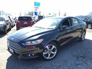 2015 Ford Fusion SE w/Sport Appearance & LOW LOW Mileage
