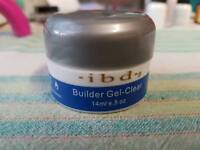Ibd builder gel clear