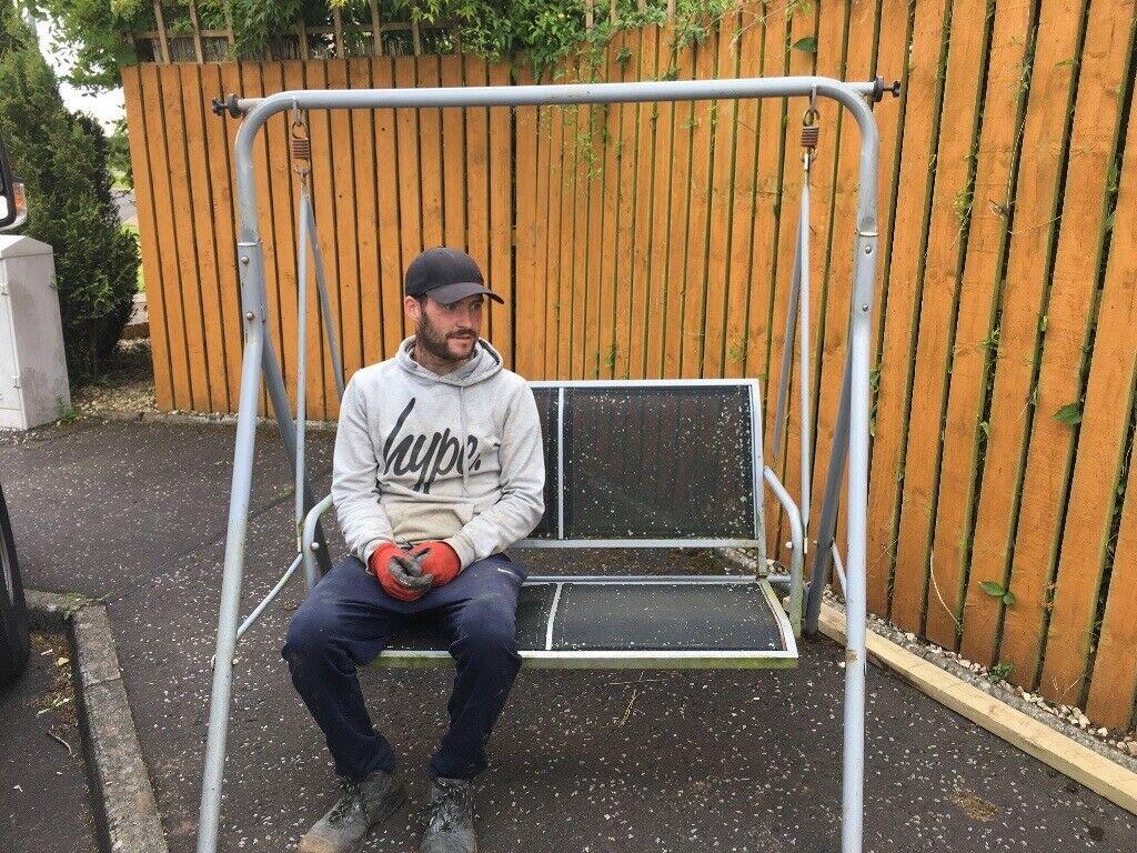 Garden swing free to uplift   in East Kilbride, Glasgow ...