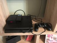 PS4 Slim, 1TB, Boxed excellent condition