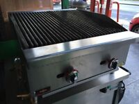 CHARCOAL FLAME COMMERCIAL BBQ MEAT STEAK CATERING PERI PERI GRILL MACHINE TAKEAWAY KITCHEN SHOP