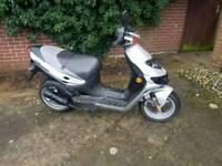 Suzuki ay50 katana moped