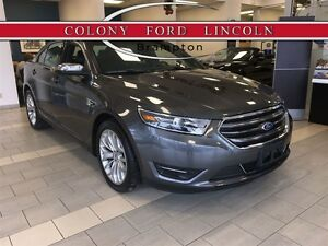 2016 Ford Taurus FORD COMPANY DEMO, AWD, NAV, ROOF!