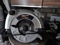 DIRECT POWER CIRCULAR SAW 190MM BLADE ..AND A SPARE BLADE