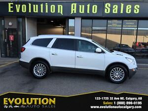 2010 Buick Enclave CX, AWD, REDUCED BACKUP-CAM, REMOTE START