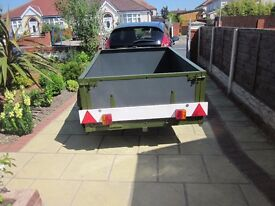 New Trailer 6ft x 4ft