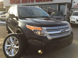 2013 Ford Explorer 4WD NAVIGATION PANORAMAIC ROOF  FACTORY WARRA