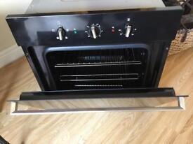 Baumatic Electric Oven & Separate Hob