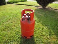 6 kg Calor Gas Propane gas cylinder with regulator