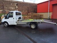 JR CAR VEHICLE RECOVERY TRANSPORT DELIVERY SERVICE IN THE BURY NORTH WEST