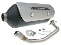Tecnigas exhaust Maxi 4 for Suzuki Burgman 125 2007 >