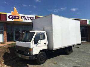 Toyota DYNA Pantech Oxley Brisbane South West Preview