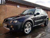 2004 Facelift Rover Streetwise 4 door black