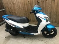 Sym jet 4 125cc scooter moped 12 months mot