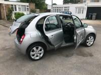 Nissan Micra automatic 1.2 59 plate