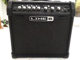 Line 6 Spider iv 15 Amplifier