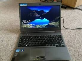 Toshiba Portege Z830-104 Intel Core i5-2557M CPU 1.70GHz RAM 4GB WIN 10 PRO