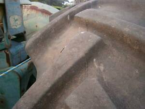 TRACTOR TYRE, 16.9-34, 14 PLY, 85% TREAD, GOOD CONDITION Shepparton Shepparton City Preview