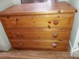 Chest of Drawers x 2 Free to collector