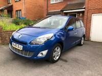 Renault Grand Scenic 2010 TomTom Diamonique 1.5ltr