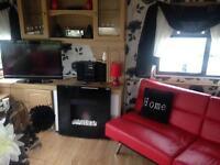 2 bedroom caravan for hire towyn north Wales