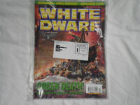 42 Issues of White Dwarf magazine ( issues 214 Oct 1997 - 255 Mar 2001 )