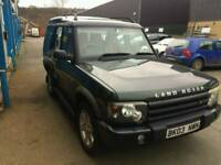 Landrover discovery td5 es facelift