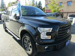 2015 Ford F-150 Sport | BACK-UP CAM | KEYLESS ENTRY |