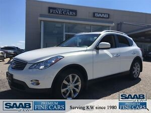 2012 Infiniti EX35 Luxury Back-up camera Leather NoAccidents
