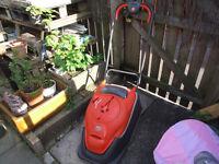 flyom electric lawn mower