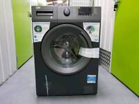 BEKOWTB841R2A 8 kg 1400 Spin Washing Machine - Anthracite - A +++