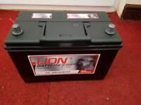 95Ah Lion Car battery