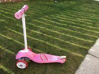 Little Girls Scooter
