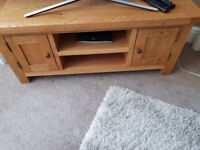 Cotswold Solid Wood TV cabinet