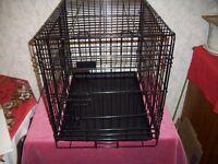 2 Door Pet Cage