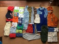 18-24 MONTHS BOYS CLOTHING BUNDLE 2-REDUCED PRICE.