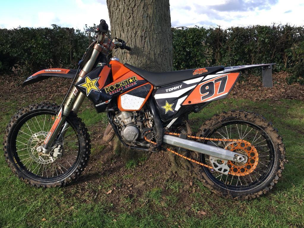 2005 ktm sx 125 tyla rattray edition road registered. Black Bedroom Furniture Sets. Home Design Ideas