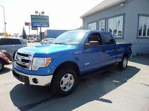 2013 Ford F-150 XLT ECOBOOST 4X4