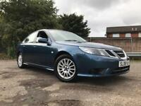 SAAB 9-3 Linear 1.9 Tdi Long Mot With No Advisorys Full Service History Timing Belt Done New Clutch!