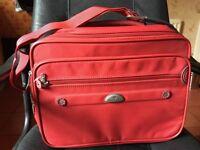 2 Samsonite bags