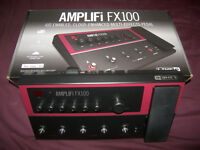 Line 6 AMPLIFi FX100 Bluetooth Multi FX and Amp Modeller.