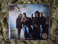 The Cross (Roger Taylor/Queen) - Power To Love CD Single - Pristine condition £12 (Rare/collectible)
