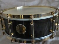 PEARL 50th ANNIVERSARY SOLID SHELL SNARE DRUM