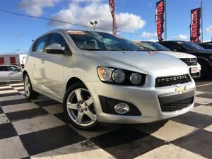 2016 Chevrolet Sonic LT | Sirius XM | Backup Camera | WiFi Hot S