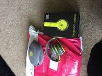 BNIB SEALED Beats by Dr Dre Solo 2 wireless headphones active collection shock yellow