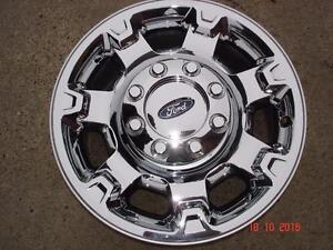 "2014 Ford F-250 / F-350 Alum. OEM 18""x 8 bolt x 5 spoke rims / no tires"
