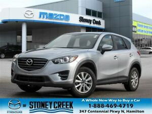 2016 Mazda CX-5 GX Auto Push Start Rear CAM Alloy B/Tooth Cruise