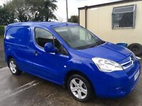 2012 3 SEATER BERLINGO LOVELY VAN LOW MILES *FINANCE AVAILABLE*