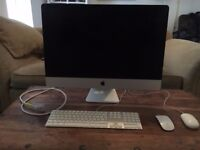 iMac (27-inch late 2013), in perfect condition.