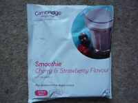 Cambridge Weight Plan Cherry & Strawberry Smoothie x 11 54g size